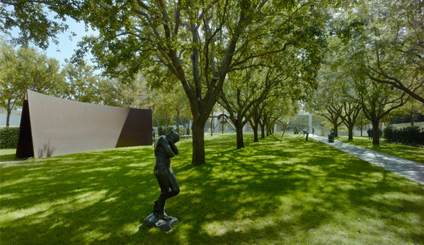 Summer at the Nasher Sculpture Center