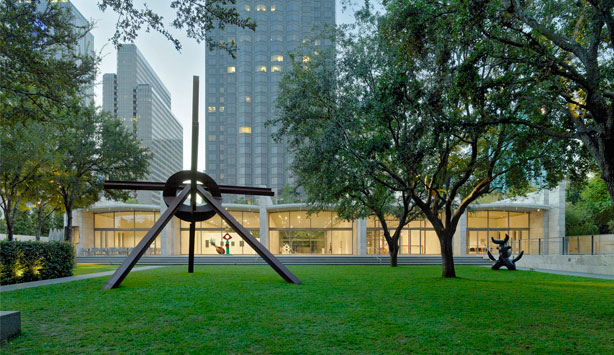 Nasher Sculpture Center garden
