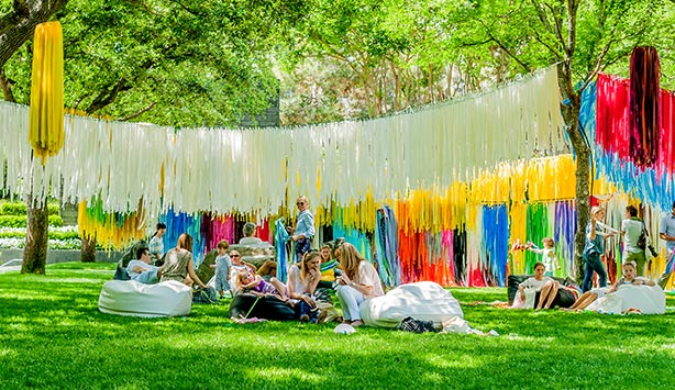 The Great Create at Nasher Sculpture Center